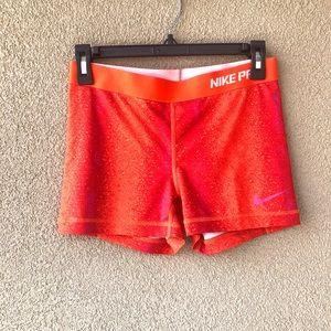 Nike Pro Dri-Fit Shorts Size Medium